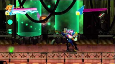 Double Dragon Neon HD Full Game