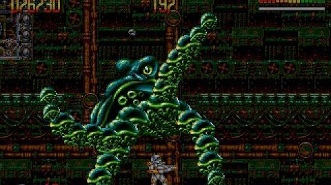Mega Drive Longplay 107 Mega Turrican (a)