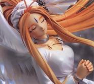 Oh My Goddess - Belldandy in 3D Close-Up
