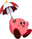 Kirby - Parasol Kirby