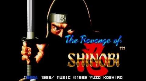 Revenge Of The Shinobi - Walkthrough (Sega Genesis)