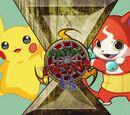 Pikachu VS Jibanyan