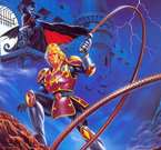 Castlevania - Simon Belmont as seen in Castlevania II Simon's Quest