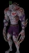 DC Comics - The Joker in Titan Form as seen in Batman Arkham Asylum