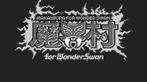 WonderSwan Longplay 002 Makaimura for WonderSwan
