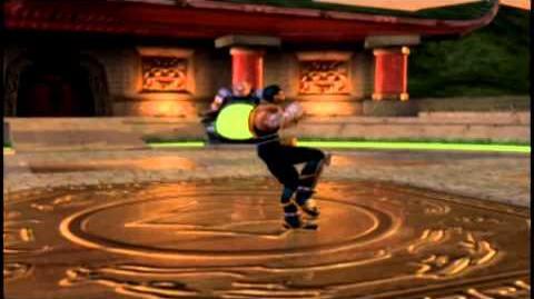 Mortal Kombat Deadly Alliance Scorpion's Promo HD