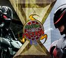 Fulgore VS Robocop
