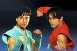 Double Dragon - Lee Brothers in the 1994 live-action movie