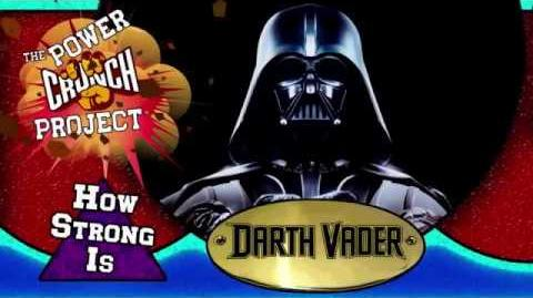 How Strong Is Darth Vader?( Feat