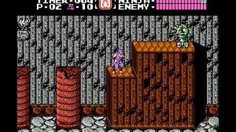 Ninja Gaiden (NES) - No Death Walkthrough
