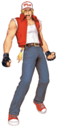 Fatal Fury - Terry Bogard as seen in King of Fighters 2000