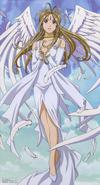 Oh My Goddess - Belldandy in White Robes