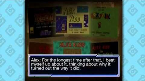 Alex Kidd Segagaga Translated