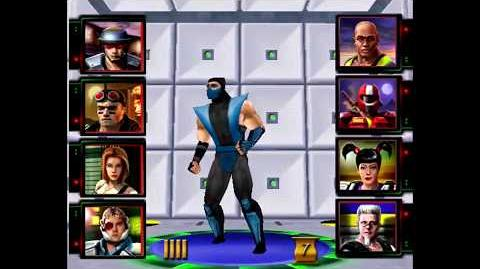 The Grid - Hidden Character Demonstration (5 13) Sub-Zero
