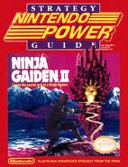 Nintendo Power - Ninja Gaiden II Guide Front Cover