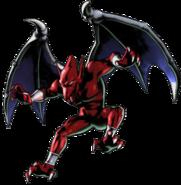 Demon's Crest - Fireband as seen in Marvel vs Capcom 3