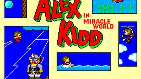 Master System Longplay 047 Alex Kidd in Miracle World