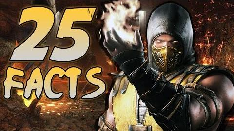 25 Facts About Scorpion From Mortal Kombat That You Probably Didn't Know! (25 Facts)