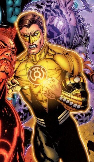 Green Lantern (Hal Jordan) | Fatal Fiction Wikia | FANDOM ...