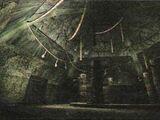 Altar de las Cuerdas