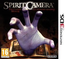 Carátula Spirit Camera - La memoria maldita