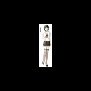 Arte Conceptual de Miku con el traje de Fatal Frame III