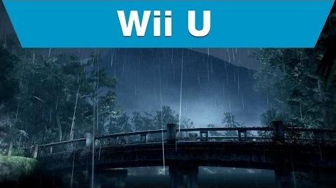 Fatal Frame The Black Haired Shrine Maiden Trailer (Wii U) Project Zero 5 零 ~濡鴉ノ巫女~ Gameplay Scene