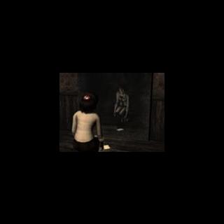 Miku enfrente del Espejo