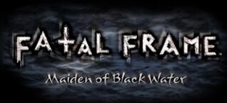 Fatal Frame Maiden of Black Water logo