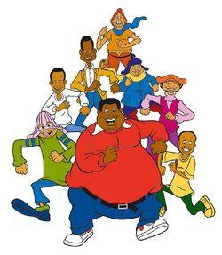 The Fat Albert Gang