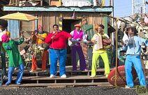 Fat Albert Movie Band