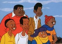 Fat Albert Cosby Kids