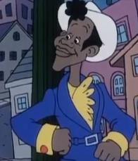 Suede Simpson (fat albert)