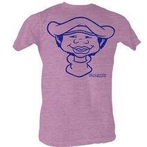Fat Albert Rudy Purple T-Shirt