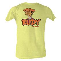 Fat Albert Rudy Yellow T-Shirt