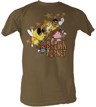 Fat Albert Brown Hornet T-Shirt