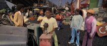 The Gang At The Junkyard