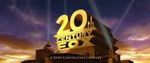 20th Century Fox logo in 1994