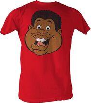 Fat Albert Face Colored T-Shirt