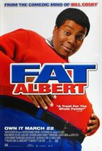 Fat Albert Front Cover