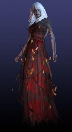 Image result for spirit camera woman in black
