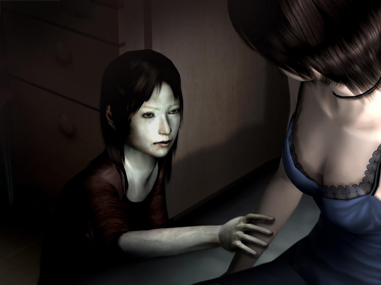Image - Rei & Yoshino.jpg | Fatal Frame Wiki | FANDOM powered by Wikia