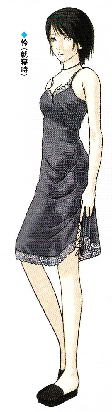 Image - Rei night costume art.jpg   Fatal Frame Wiki   FANDOM ...