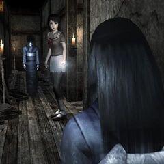 Mio and the Kiryu Twins