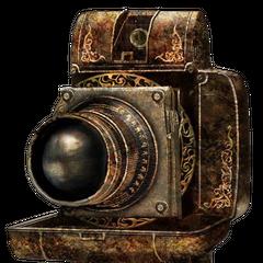 The new camera in <i>Fatal Frame II Director's Cut</i>