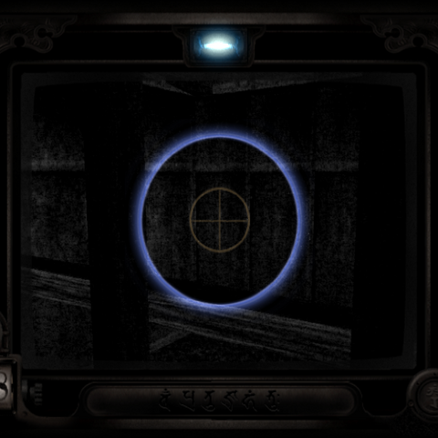 Viewfinder mode in the original <i>Fatal Frame</i>