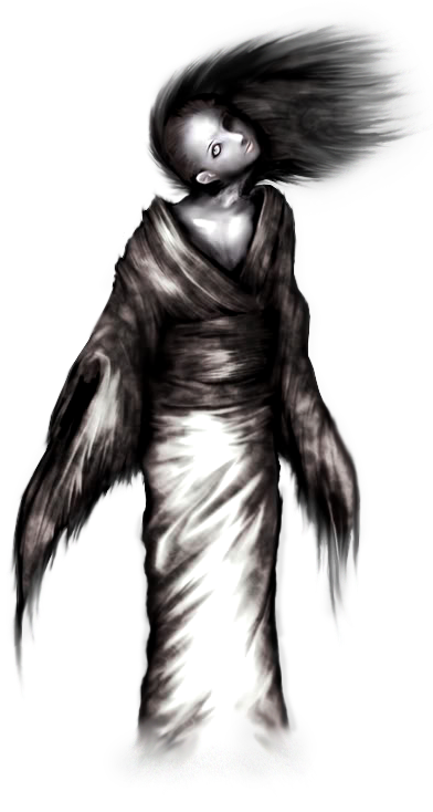 Broken Neck Woman | Fatal Frame Wiki | FANDOM powered by Wikia