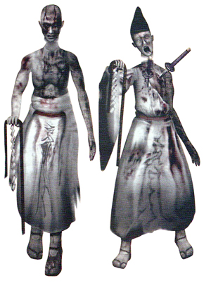 Headless Priests | Fatal Frame Wiki | FANDOM powered by Wikia