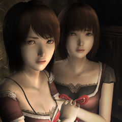 The twins in the Wii version of Fatal Frame II.