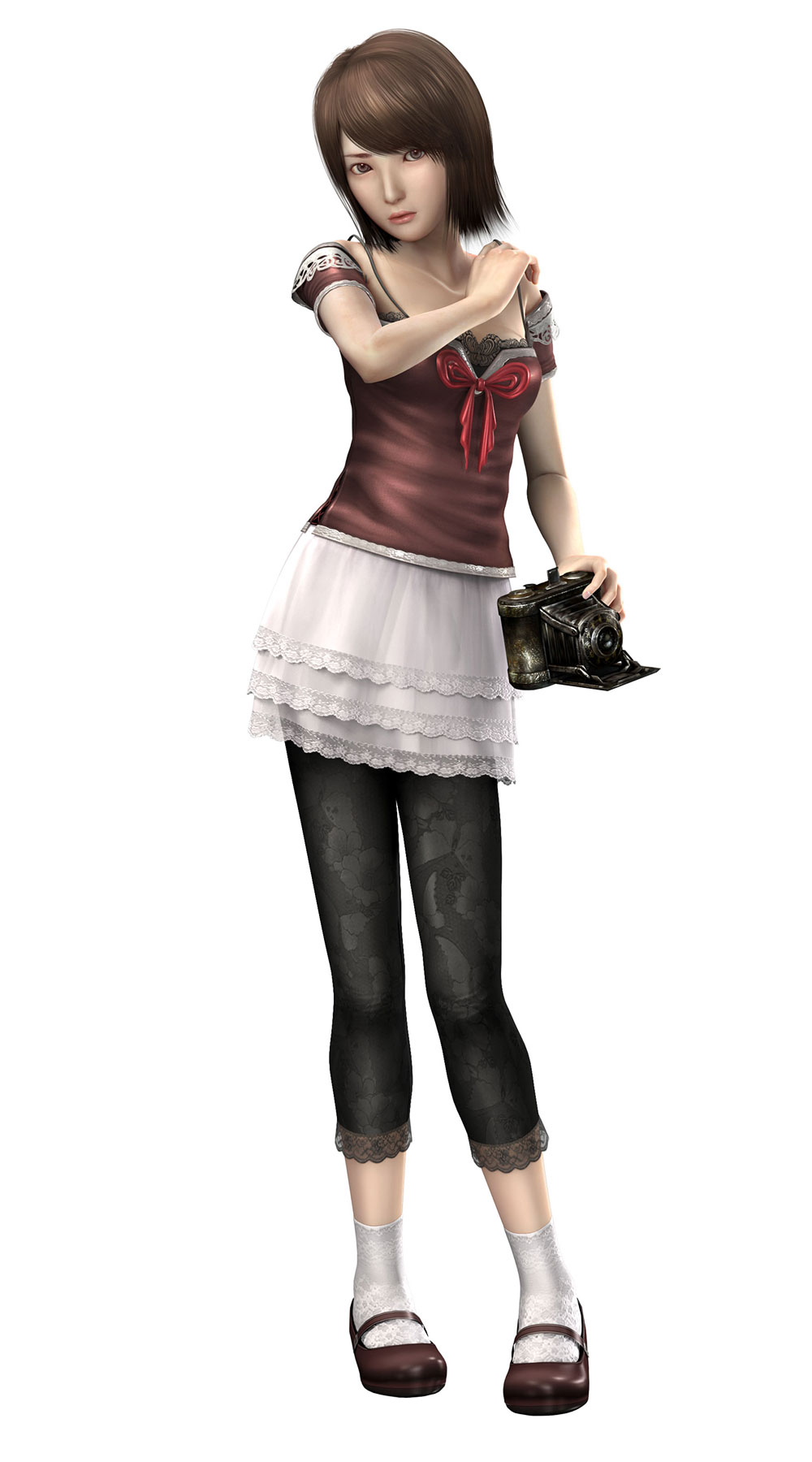 Mio Amakura | Fatal Frame Wiki | FANDOM powered by Wikia